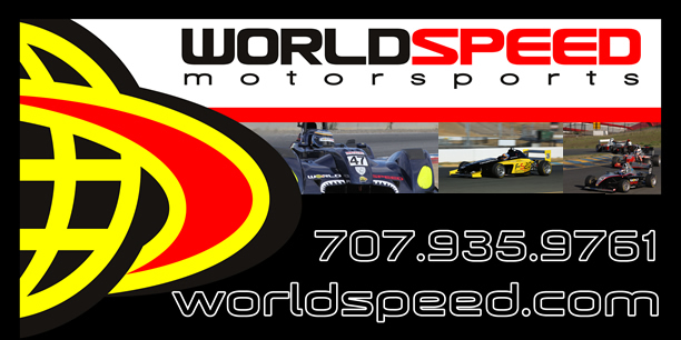 World Speed Motorsports www.WorldSpeed.com 707.935.9761